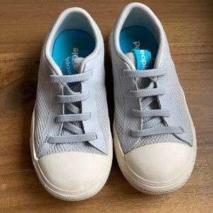 Unisex People Footwear The Philips grey shoes 9T
